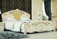 Спальня Кармен новая Люкс Кровать 2сп (1,6м)